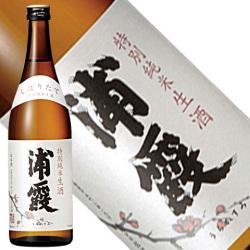 浦霞特別純米生酒しぼりたて