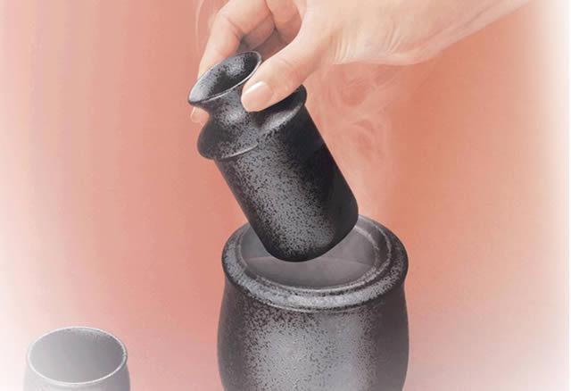 日本酒のお燗イメージ