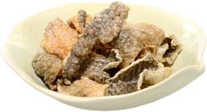 江戸屋 鮭皮チップ