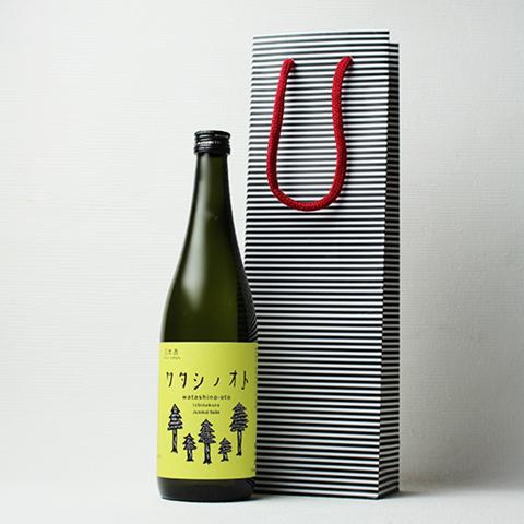 ワタシノオト紙袋